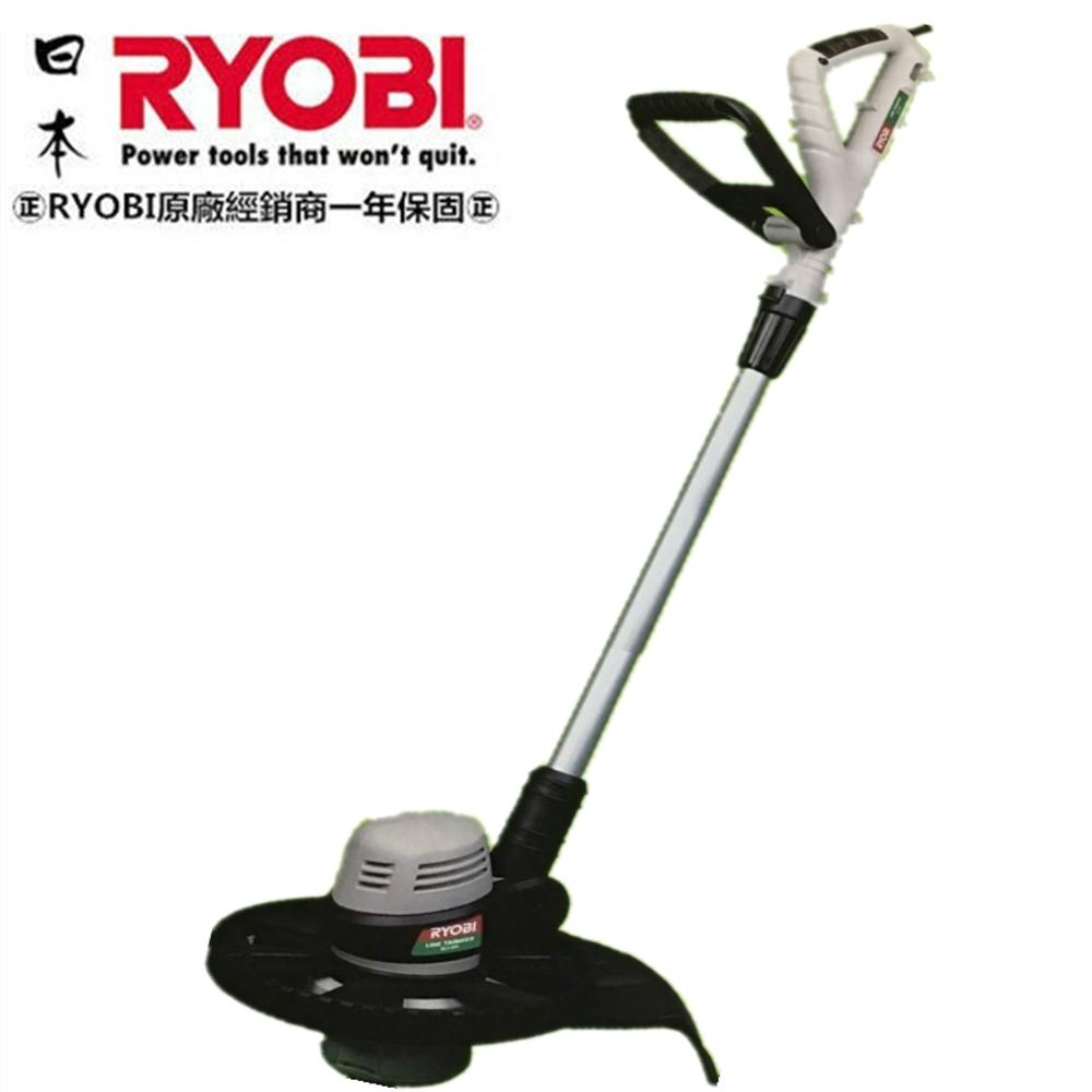 送牛筋繩2擇1+護目鏡  RYOBI RLT 600 原RLT 550升級款 電動修草機 牛筋繩 割草機 除草機