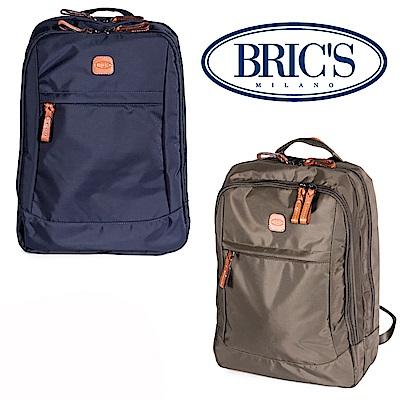 BRICS 義大利 防潑水 輕便 可固定於拉桿 後背包