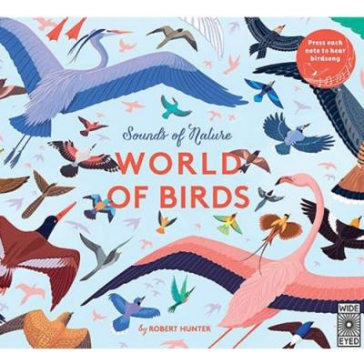 Sounds Of Nature:World Of Birds 大自然聲音:鳥類篇音效書