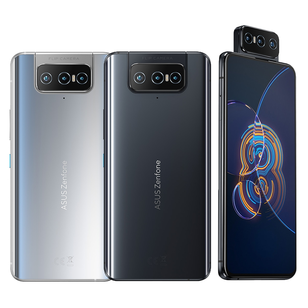 ASUS ZenFone 8 Flip (8G/256G) 6.67吋 翻轉鏡頭智慧型手機