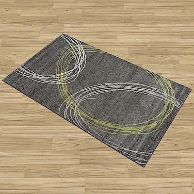 Ambience 比利時manhattan床邊/走道地毯-繞射(67x130cm)