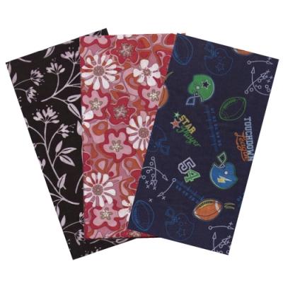 A-Magic 台製頭巾-南國之境3入組