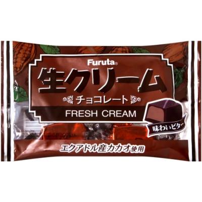 Furuta 鮮奶油代可可脂巧克力-bitter-小袋 (46g)