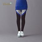 【Dailo】MIT製 運動風-內搭褲(一色)
