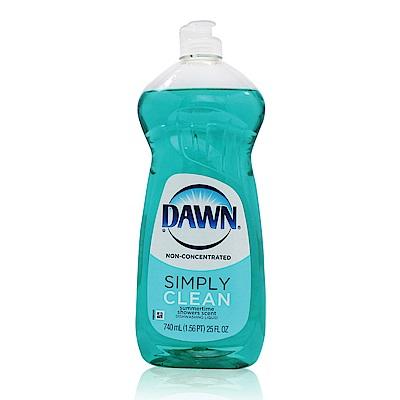 美國 DAWN 洗碗精-夏日清新(25oz/740ml)