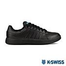 K-SWISS Pershing Court 超輕量防水鞋-男-黑