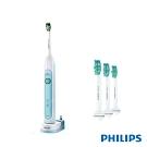 Philips飛利浦sonicare音波震動電動牙刷HX6711+HX6013組合