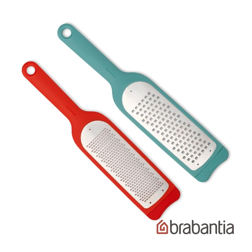 Brabantia 磨泥器 熱情紅+薄荷籃