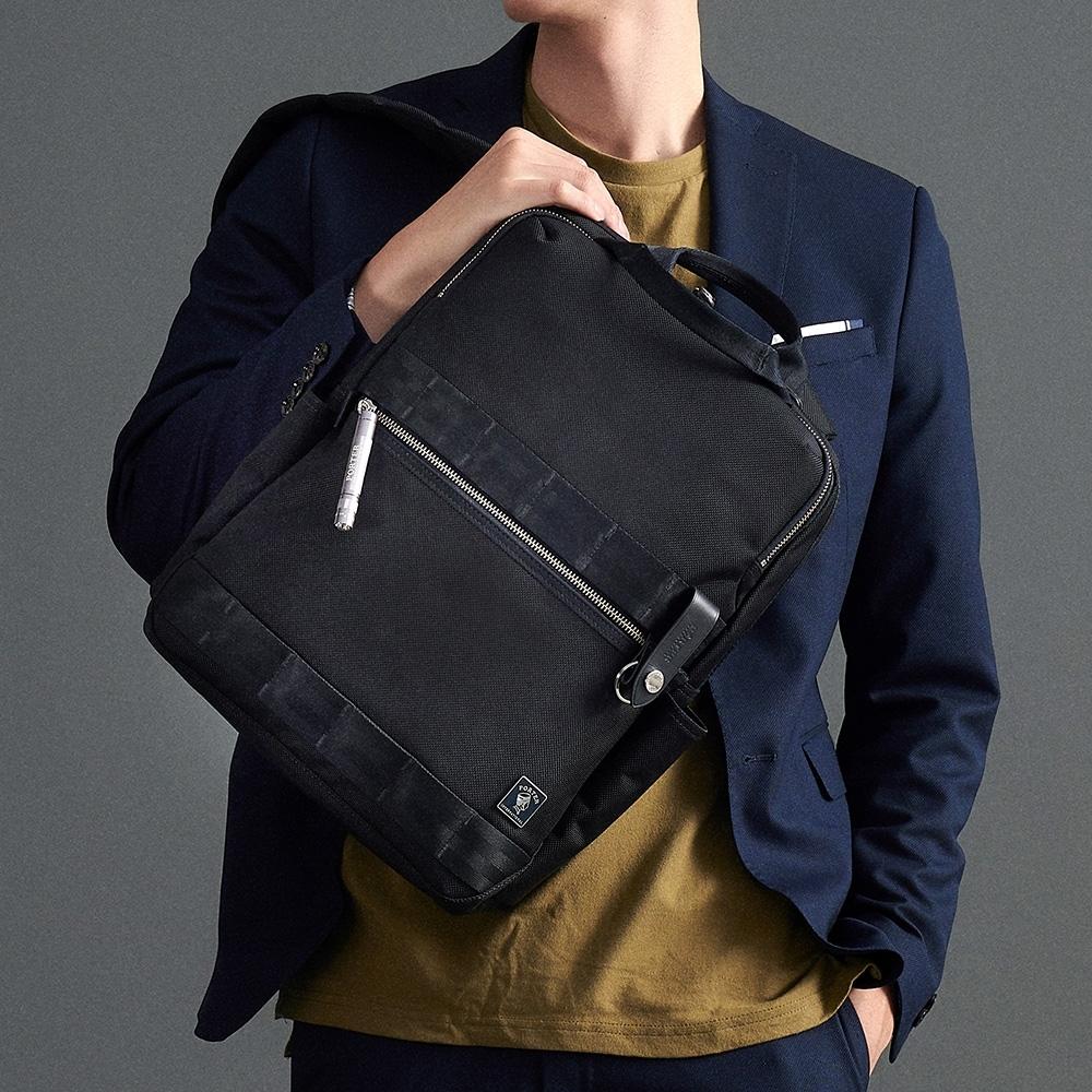 PORTER - 經典新進化NEW HEAT高機能時尚後背包 - 深藍