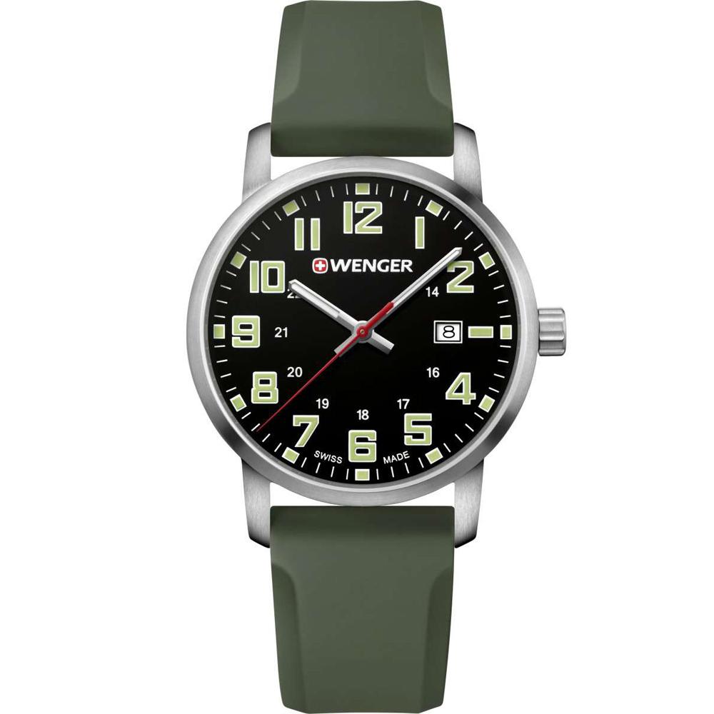 WENGER Avenue 城市雅痞時尚腕錶(01.1641.112)42mm