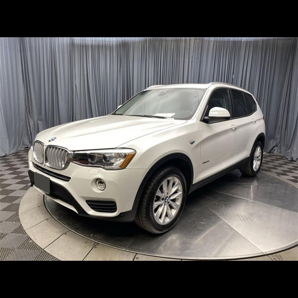 美國原廠認證 2017 BMW X3 xDrive28i product image 1