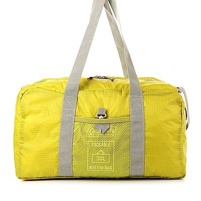 美國Coleman。可收摺輕量旅行袋CM-27017M000 (草原綠)