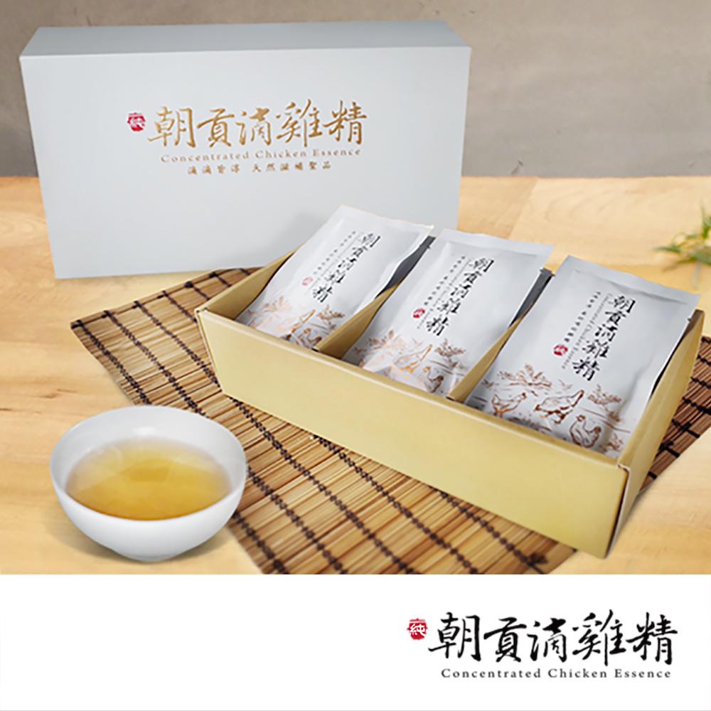 山林水草-朝貢滴雞精12入/盒