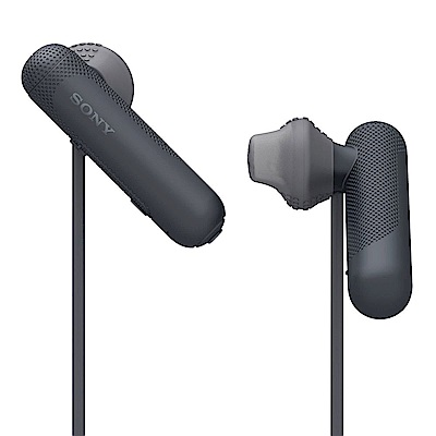 SONY WI-SP500 黑色 藍牙運動入耳式耳機