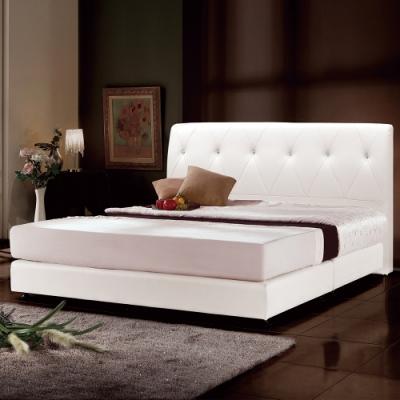 H&D 白皮PVC6尺床底
