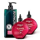 AROMASE艾瑪絲 迷人香氛控油CC洗髮2入組(CC+玫瑰控油)