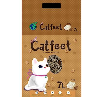 CatFeet 天然環保豆腐砂 7L