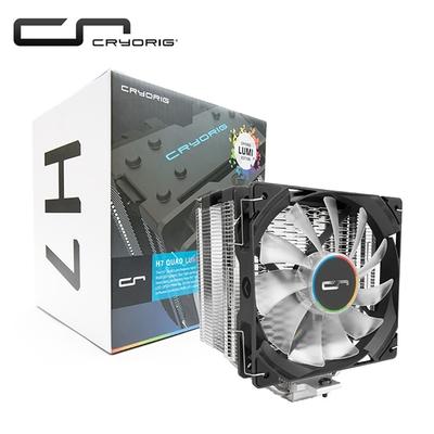 CRYORIG 快睿科技 H7 Quad Lumi CPU散熱器 風扇 塔型散熱器 塔散
