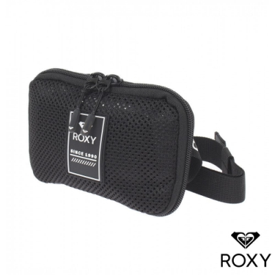 【ROXY】DESTINATION 2WAY MINI BAG 背袋 黑