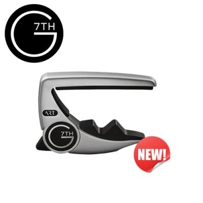G7th P3-6-SV 6弦專用移調夾 銀色