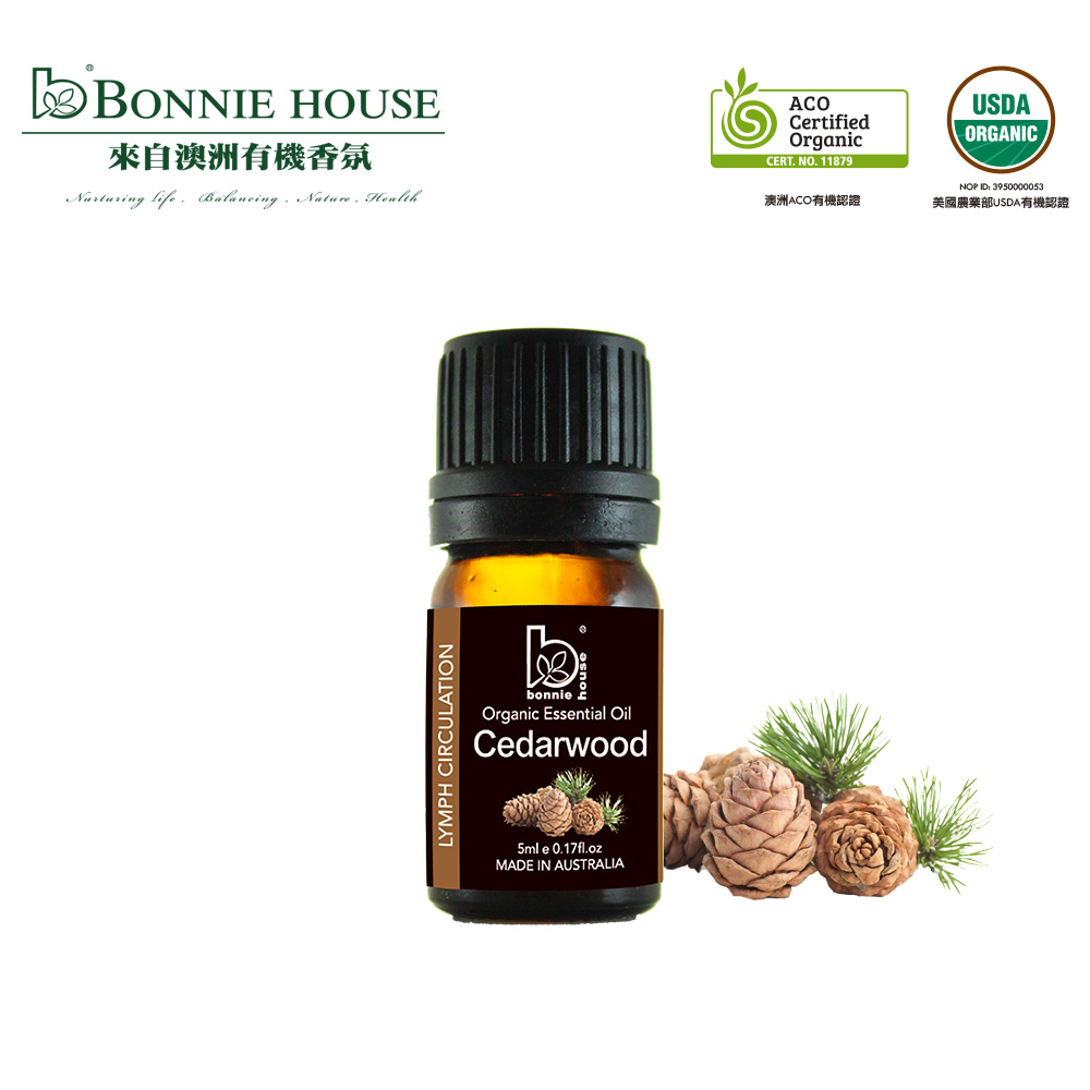Bonnie House 雪松精油5ml