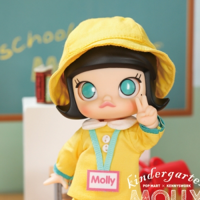 Molly 茉莉女孩 幼稚園BJD大型公仔