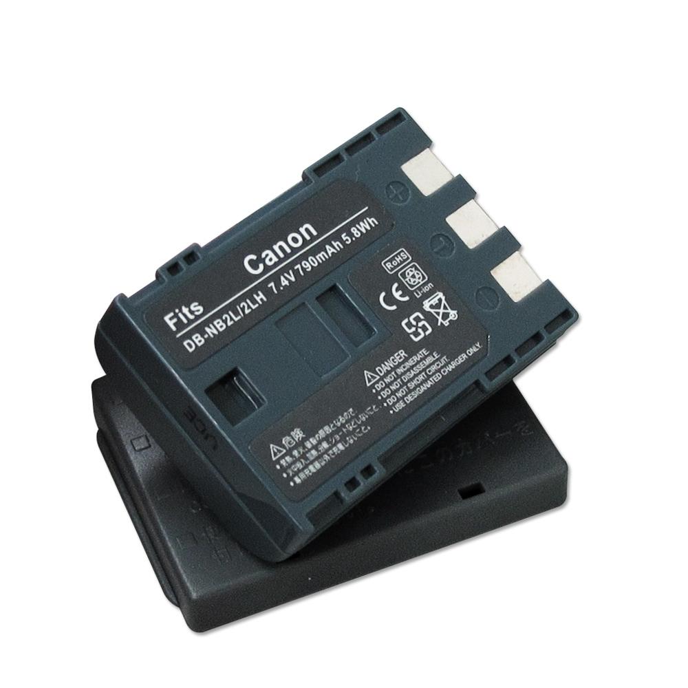 WELLY Canon NB2L / NB-2LH 高容量防爆相機鋰電池