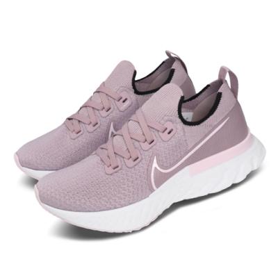 Nike 慢跑鞋 React Run 女鞋