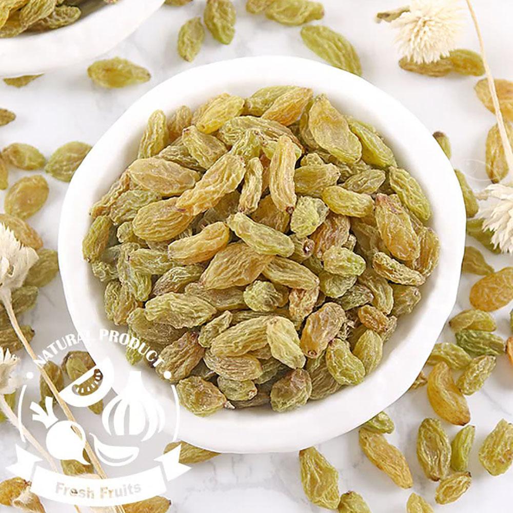 愛上新鮮 新疆無核白葡萄乾 (80g±10%/包)