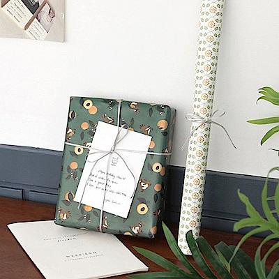 ICONIC 心屬於你-禮品包裝紙組Ver2-C
