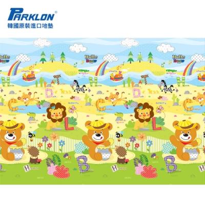 Parklon 韓國帕龍無毒地墊 - 單面切邊 (小熊蜂蜜罐)