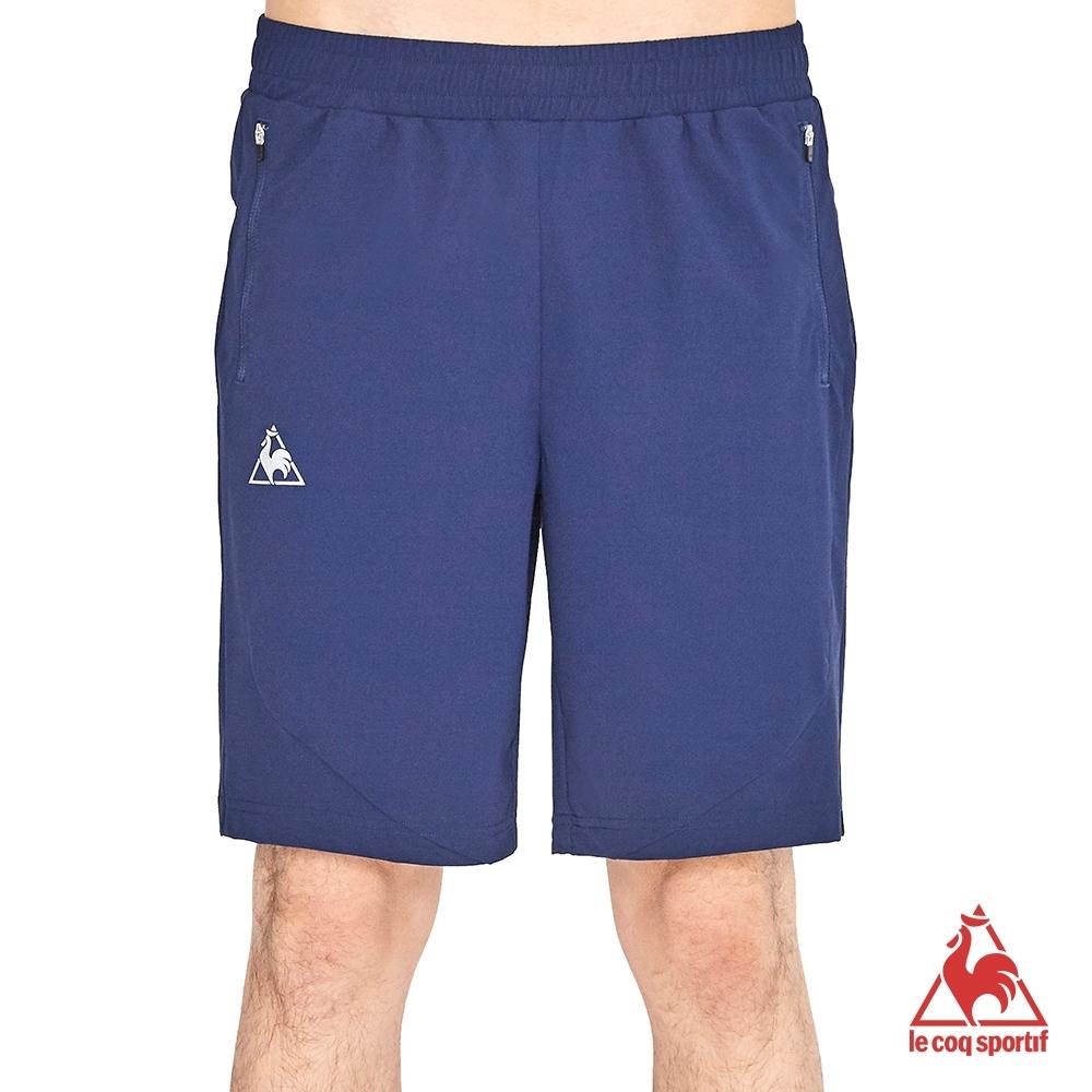 法國公雞牌運動短褲 LWL8340139-男-藏青