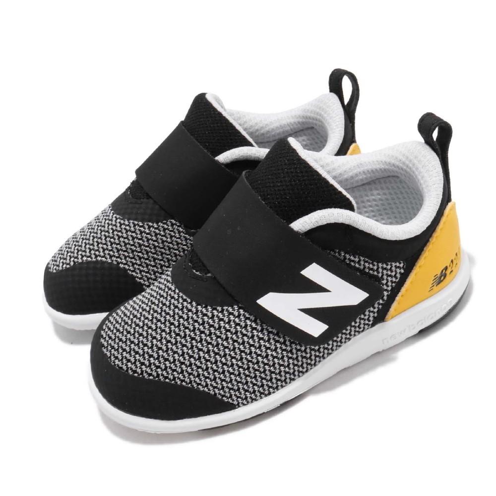 New Balance 慢跑鞋 IO223BKYW  童鞋