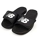 New Balance-男女拖鞋SD230BK-黑