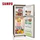 SAMPO聲寶 140L 1級定頻2門電冰箱 SR-C14Q(Y9) 晶鑽金 product thumbnail 1