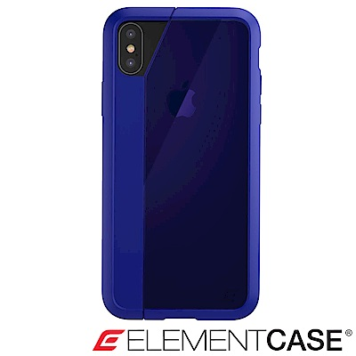 美國 Element Case iPhone XS Max Illusion 防摔殼 -藍