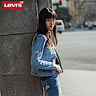 Levis 牛仔外套 女裝 Original經典版型 花紋刺繡
