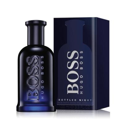 Hugo Boss 自信之夜男性淡香水 Bottled Night 100ml EDT-國際航空版
