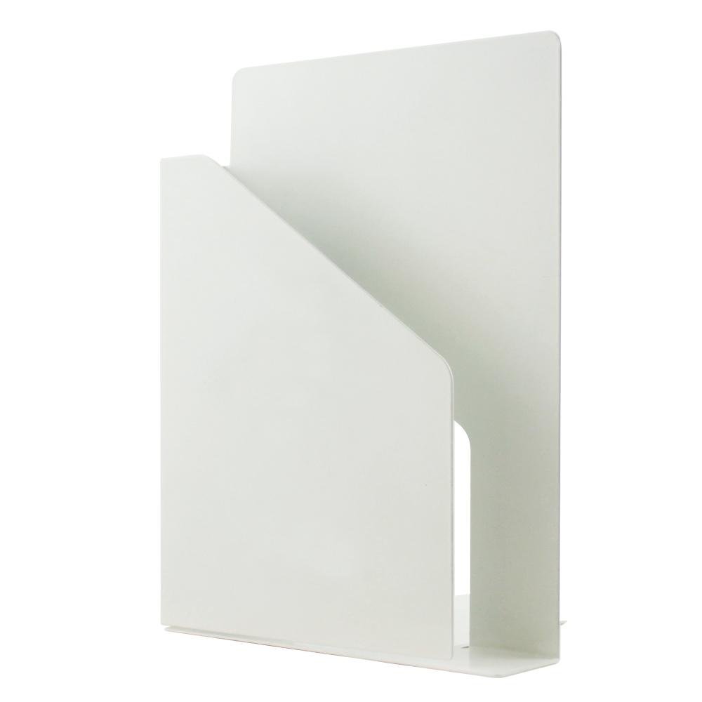 【ABEL】爿片書擋-左邊(白色)