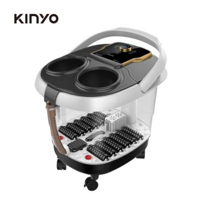 KINYO十二滾輪智能恆溫足浴機IFM5005