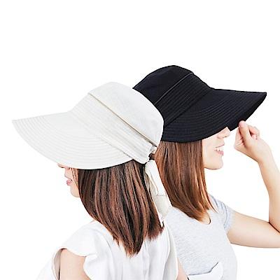 日本中初 寬大帽檐超輕量純棉遮陽帽