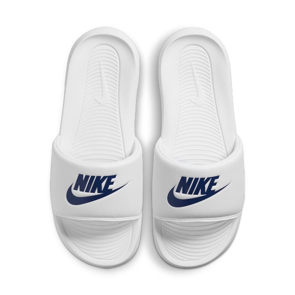 NIKE 拖鞋 運動 休閒 游泳 男鞋 白 CN9675-102 VICTORI ONE SLIDE