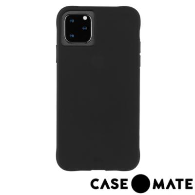 美國Case●Mate iPhone 11 Pro Max防摔手機保護殼-霧黑(贈保護貼)
