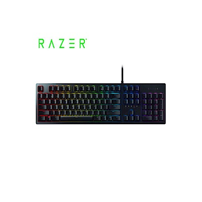 雷蛇 獵魂光蛛 機械式RGB鍵盤(RZ03-02520700-R3T1)