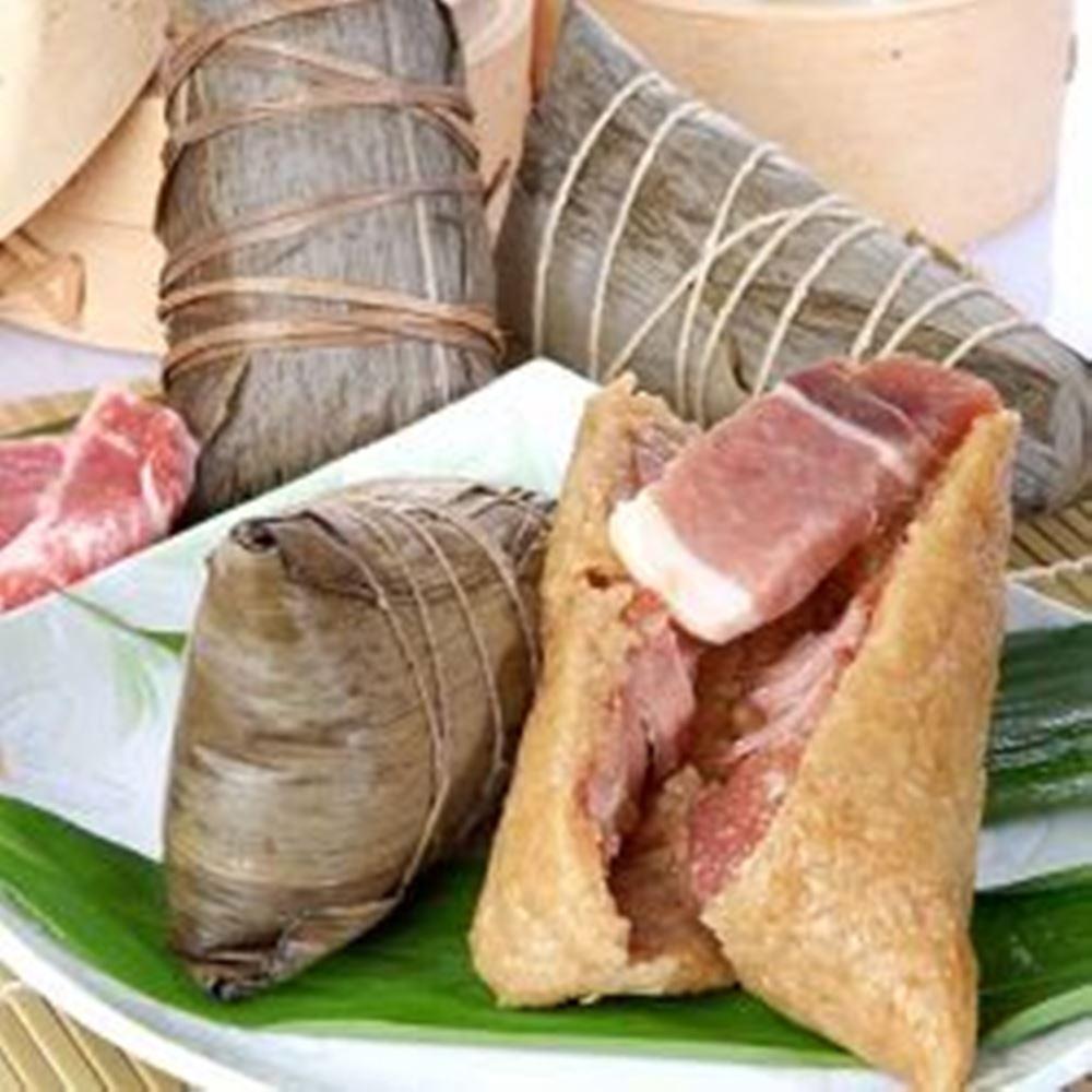南門市場立家 湖州火腿鮮肉粽(5入)
