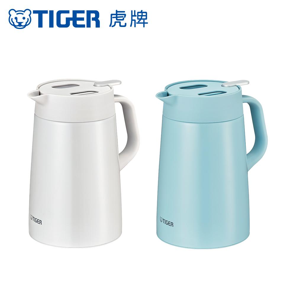 [新品上市] 虎牌北歐風提倒式不鏽鋼保冷保溫壺1.2L(PWO-A120)