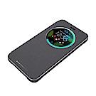 ASUS Zenfone 3 ZE552KL(5.5吋)專用 原廠智慧皮套 黑色(公司貨)