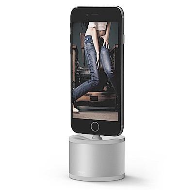 Elago iPhone 及 Apple TV 遙控器通用鋁合金支架-銀