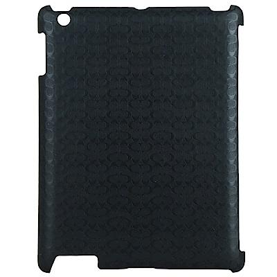 COACH   i pad2平板電腦保護殼(黑色)