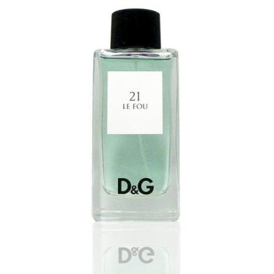 D&G Anthology 21 Le Fou天之驕子淡香水100ml Test包裝無外盒